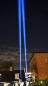 Sound2Light Zoeklichten Huren sky spots