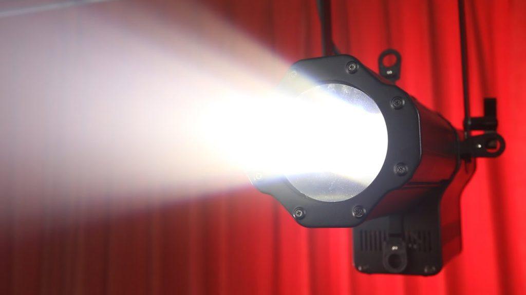 Huur een licht logo projector