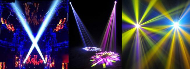 verlichting huren movingheads feestverlichting van sound2light.nl