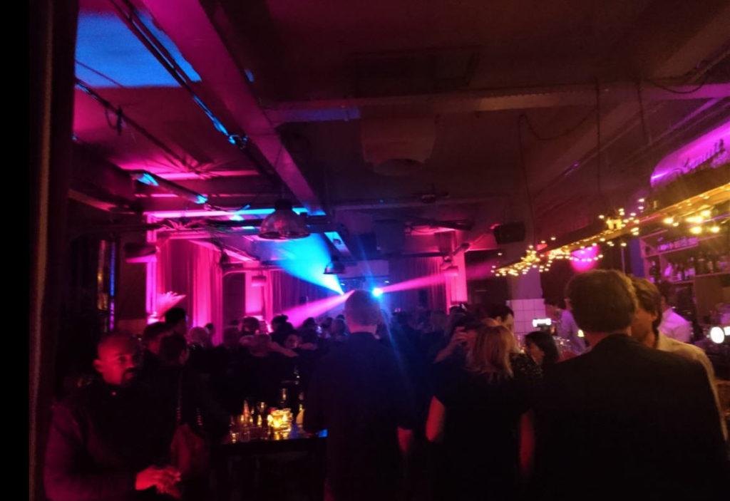 bedrijfsfeest amsterdam sound2light