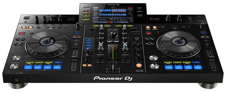 DJ Gear Huren Sound2Light