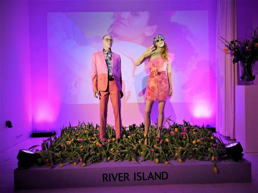 Uplighting Huren Sound2Light River Island