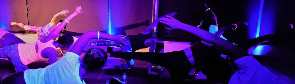 UV Verlichting huren Blacklight Party Amsterdam