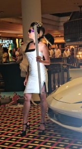 Glamourland Fashionshow with Pixeltubes Huis ten Duin